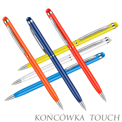 Długopisy Tin2 100szt